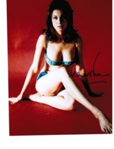 Lana Wood star of James Bond #4